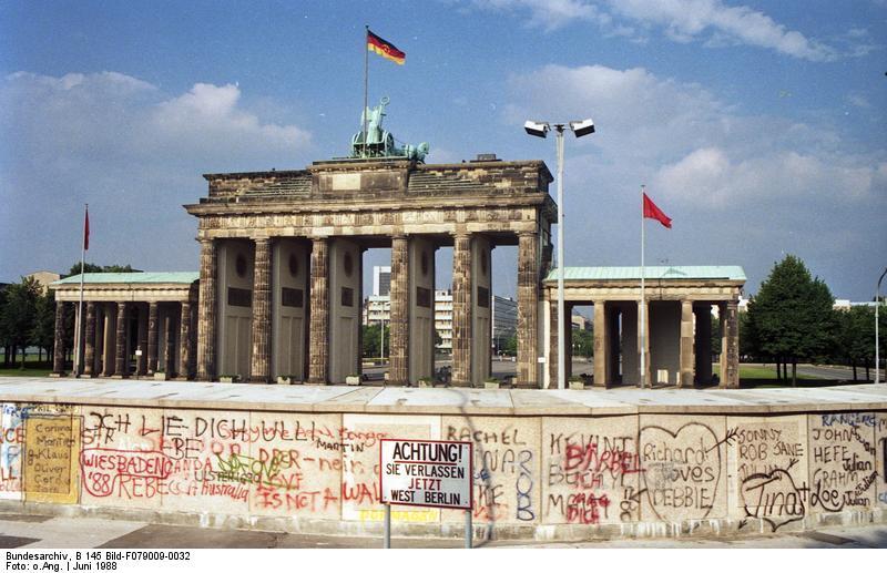 Berlino una citt da visitare - Porta in tedesco ...
