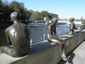 Berlino fiume