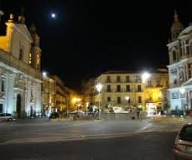 Caltanissetta piazza Gribaldi